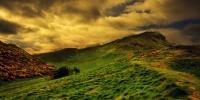 sunsetinedimburgh