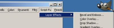 Layer Effects (gimp plugin)