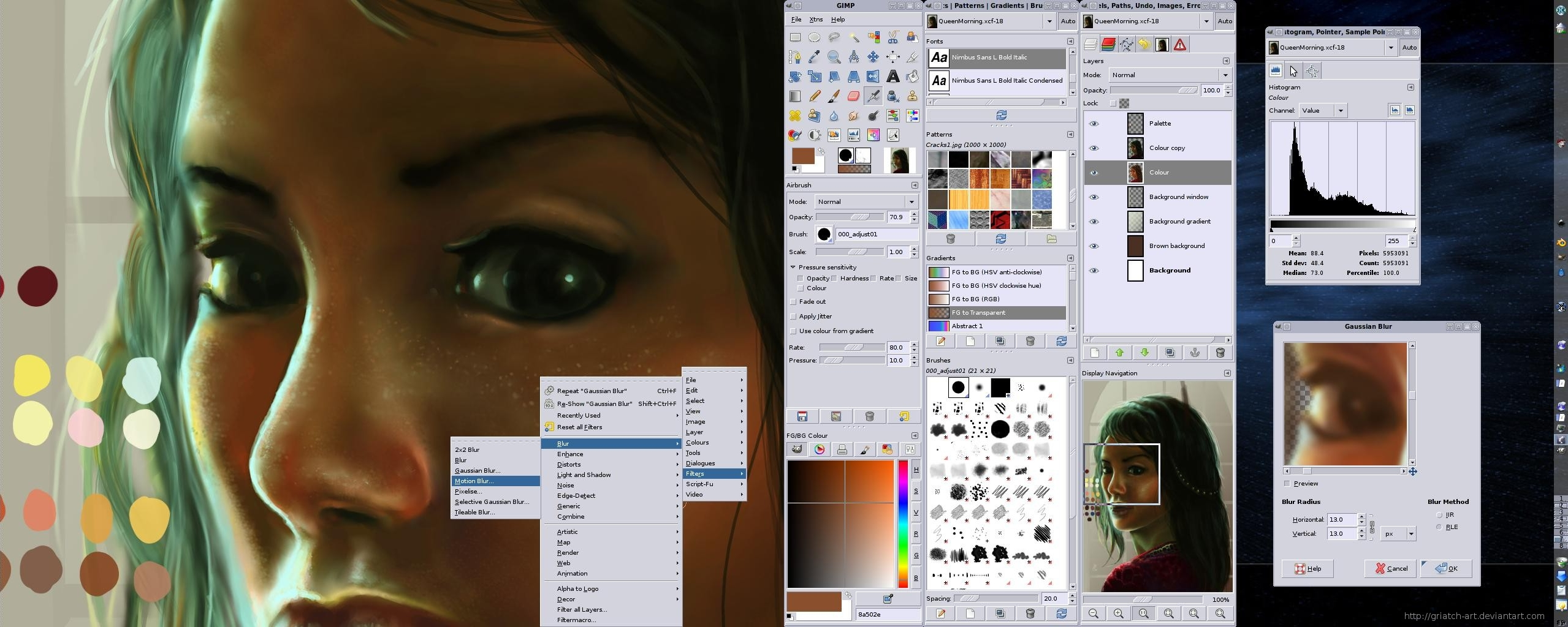 GIMP l'alternativa a Photoshop